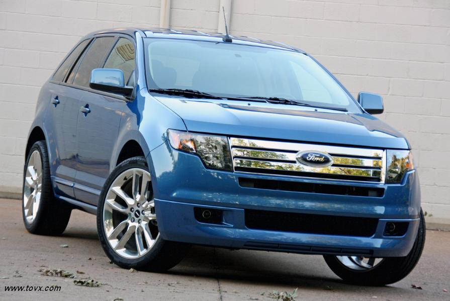 Ford edge sport tires