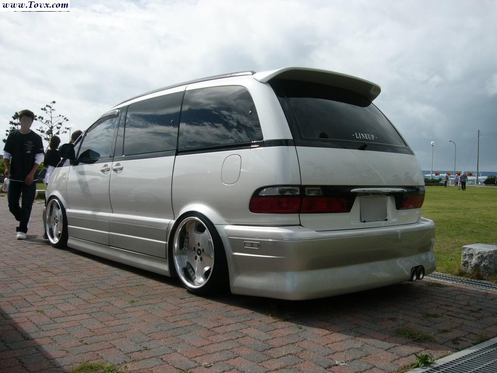 van VIp style, Lexus GS300